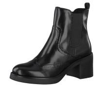 Chelsea-Boots, Blockabsatz