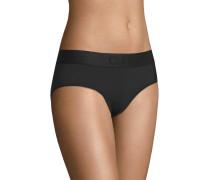 Panty, Logo-Bund, Jersey, unifarben