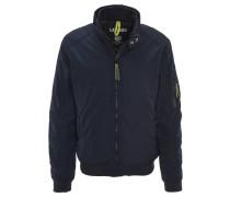 Jacke, wasserabweisend, Reißverschluss, Taschen