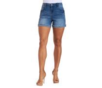 Shorts, Baumwoll-Mix, Galonstreifen, Five-Pocket-Stil