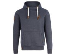 Sweatshirt, große Kapuze, Kängurutasche