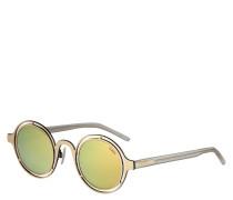 """Sonnenbrille """"HG 1021/S"""", Filterkategorie 3, rund"""
