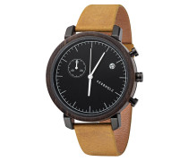 Armbanduhr Franz Sandalwood Mustard WATWFRA7449