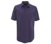 Freizeithemd, Comfort Fit, Brusttasche, Karo-Muster
