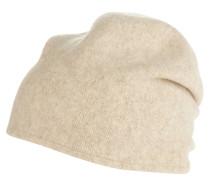 Mütze, Wolle, unifarben