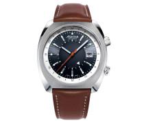 "Herrenuhr ""Startimer Pilot Heritage Automatic GMT"" AL-555DGS4H6"