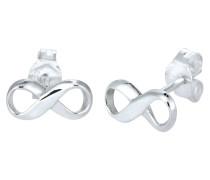 Ohrringe Infinity Unendlichkeit Symbol 925