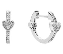 "Ohrstecker ""Alluring Hearts"" 297290CZ"