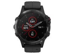 """Smartwatch """"fenix 5 Plus Sapphire"""" 010-01988-01"""