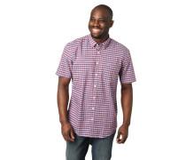 Hemd, Regular Fit, Karo, Button-Down-Kragen, Baumwolle