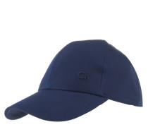 Cap, unifarbenes Design, Label-Stickerei