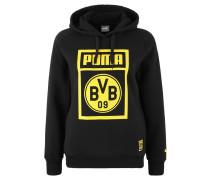 Borussia Dortmund Hoodie, Sweat, Logo-Print