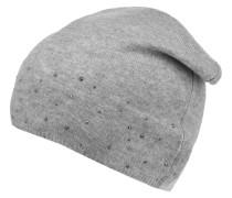 Mütze, Strass, Kaschmir