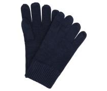 Handschuhe, Strick, mit Kaschmir, meliert