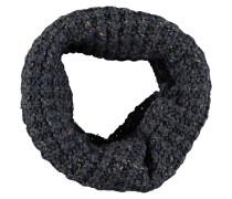 Loop-Schal, Grobstrick, meliert