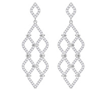 Ohrstecker Lace, 5382358, Crystal