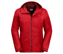 "Outdoorjacke ""Chilly Morning"", wasserdicht"