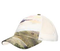 Cap, Trucker-Stil, Print, Natur-Motiv