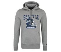 Seattle Seahawks Hoodie, Kängurutasche
