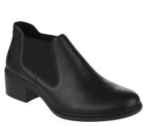 Chelsea Boots, Blockabsatz, Elastik-Einsatz