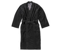 Badmantel mit Kimono