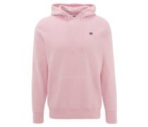 Sweatshirt, Kapuze, Kängurutasche, Logo-Patch