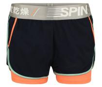 """Shorts """"Spin"""", Innenslip, Gummibund, Mesh-Einsatz"""