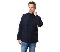 Jacke, Pattentaschen, wasserabweisend, Taillenzug