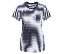 """T-Shirt """"Perfect Crew"""", reine Baumwolle, Brusttasche"""