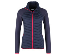 "Steppjacke ""Powder Lite"", Fleece-Ärmel, thermoisolierend, Daumenlöcher"