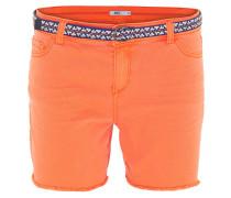 Shorts, Fransen, Gürtel