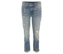 """Jeans """"Midge Saddle"""", Boyfriend Cut, Used Look"""
