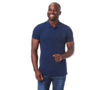 Poloshirt, Kurzarm, Brusttasche, Baumwolle