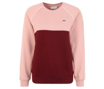 Sweatshirt, Baumwolle, Raglanärmel, zweifarbig