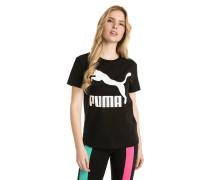 """T-Shirt """"Classics Logo Tee"""", Logo-Print, Rundhals-Ausschnitt, Regular Fit"""