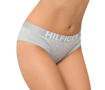 Panty, breiter Logobund, Baumwoll-Stretch