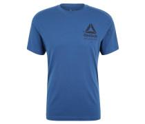 T-Shirt, schnelltrocknend, Logo-Print