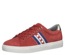 Sneaker, Leder, Streifen