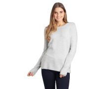 Pullover, Strick, mit Wolle, Metallic
