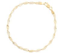 Armband aus 375 Gelb in filigranem Design