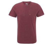 T-Shirt, Baumwolle, Brusttasche