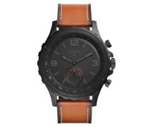 Q Nate Hybrid Smartwatch Herrenuhr FTW1114