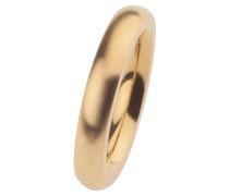 EDvita Ring, Edelstahl Gelb beschichtet R257