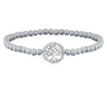 Armband, Perlen , Baum