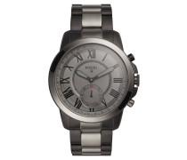 Q Grant Hybrid Smartwatch Herrenuhr FTW1139