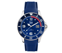 ICE steel - Blue - Medium - 3H 015770 Herrenuhr