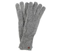Handschuhe, Rippstrick, Touch-Funktion
