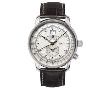 Herrenuhr 7640-1, Dual Time