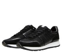 Sneaker, Ledermix