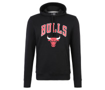 Chicago Bulls Sweatshirt, Kapuze